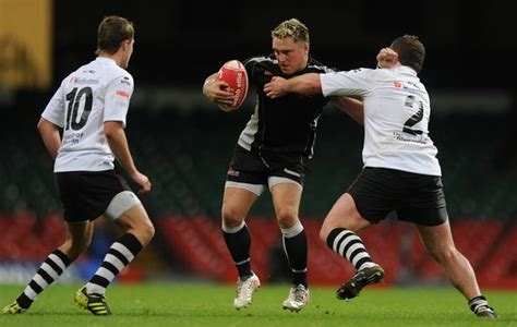 The popular Welsh rugby hooker embroiled in bitter
