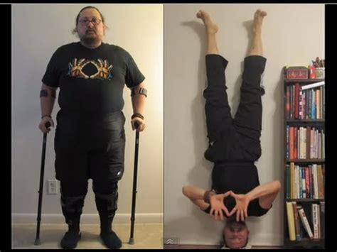 Crow News: DDP Yoga Helps A Disabled Veteran With His