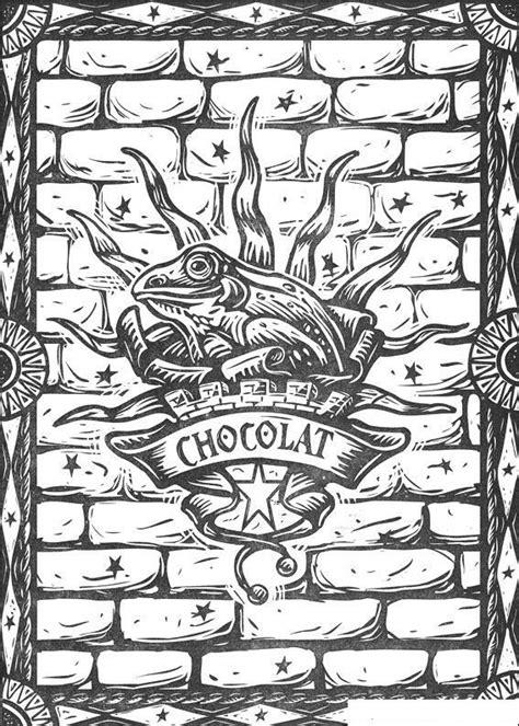 Coloring page Harry Potter Harry Potter (With images