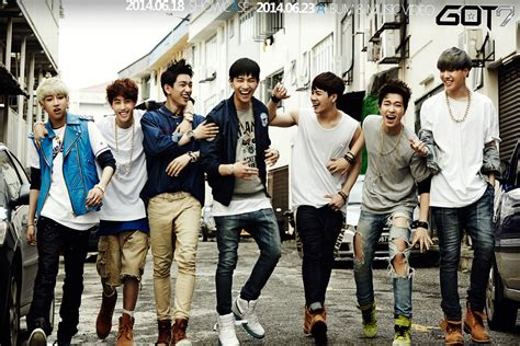 JB GOT7 - Weight, Height and Age